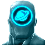 Adaptoid (Cosmic) portrait