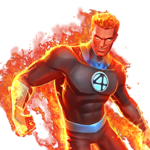Human Torch featured