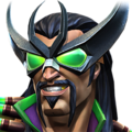 Diablo portrait