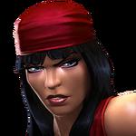 Elektra portrait