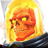 Cosmic Ghost Rider portrait