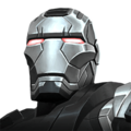 War Machine portrait