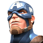 Captain America (WWII) portrait