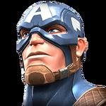 Captain America (WWII) portrait