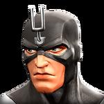 Black Bolt portrait