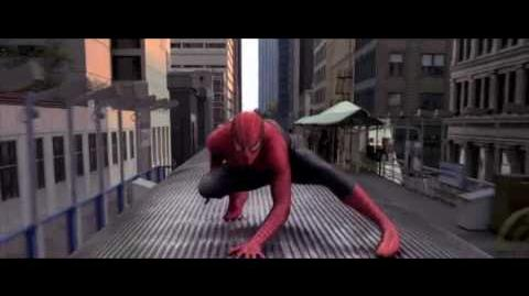 Spider-Man 2 Train Fight Scene (HD)