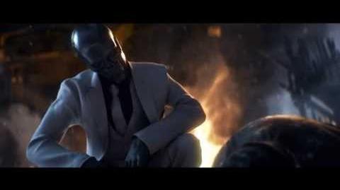 Batman Arkham Origins Official Trailer-2