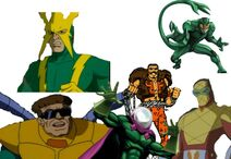 Earth-25366 Sinister Six