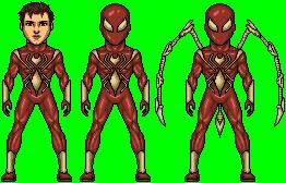 ABEL SpiderMan StarkArmor 1101