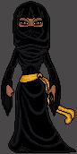 Women of the X-Men (Dust)