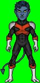 ABEL Nightcrawler XMen 2ndCostume 1101