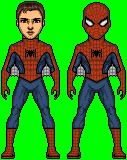 ABEL PeterParker Spiderman Teen1101
