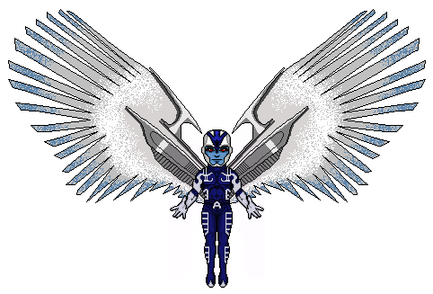 Selficide Archangel-DarkAngel 001