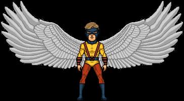 ABEL Angel 2nd XMen Costume 1101