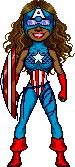 CaptainAmerica DanielleCage RichB