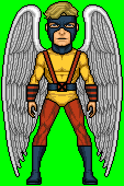 ABEL Angel 2nd XMen Costume 1102