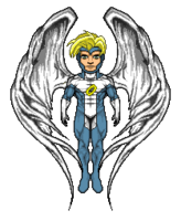 Selficide Archangel BlueHalo 001