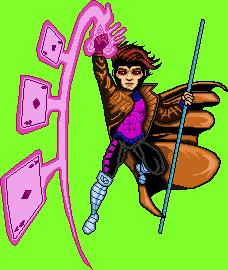 Selficide X-Men Gambit 001