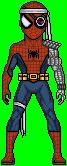 ABEL SpiderMan Cyber 1101