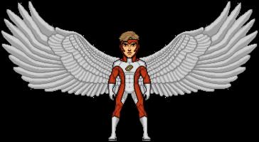 ABEL Angel Champions 2ndCostume1101