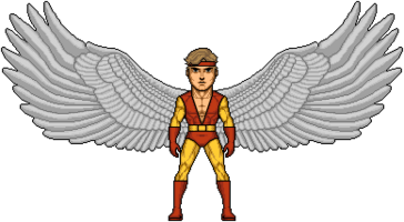 ABEL Angel ChampionsCostume 1101