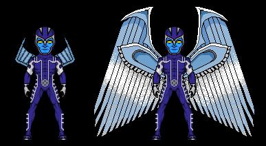 Archangel UncannyXForce Self-006A