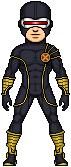Uncanny x men cyclops by geekinell-d4iqyic