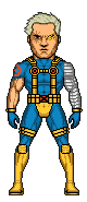 X men costumes cable 01