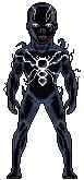 ABEL PeterParker Spiderman Symbiote1101