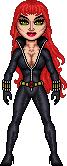 Black widow by geekinell-d4m9gwi