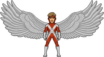 ABEL AngelXFactor Costume 1101
