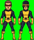 ABEL Cyclops Original XMen 1101