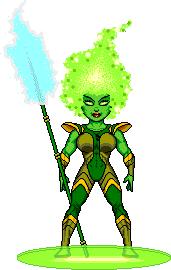 EmeraldEmissary She-Hulk AgentsofSMASH RichB