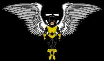 Selficide X-Men Archangel Original 001