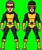 ABEL Cyclops Original XMen Black 1101