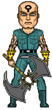 Badd axe