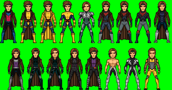 Gambit updated by abelmicros-d7dq6x8