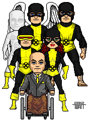 Micro original x men by everydaybattman-d4otqvo