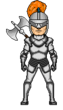 Micro heroes battleaxe by leokearon-d4i44gc