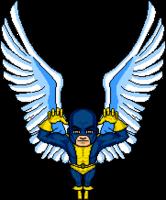Angel-Archangel Self XMen 002ab