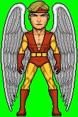 ABEL Angel ChampionsCostume 1102