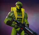 Hydra-Gewehrsoldat