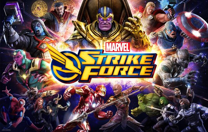 Marvel Strike Force Wiki | FANDOM powered by Wikia