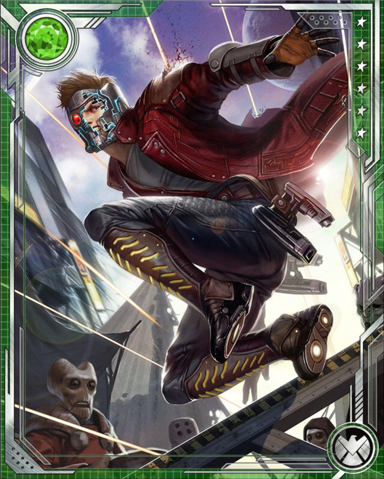 [After the End] Star-Lord | Marvel: War of Heroes Wiki ...