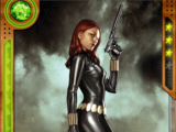 Secret Agent Black Widow