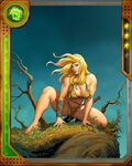Jungle Fighter Shanna the She Devil