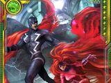 Royal Couple Black Bolt & Medusa