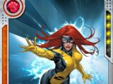 White Hot Jean Grey