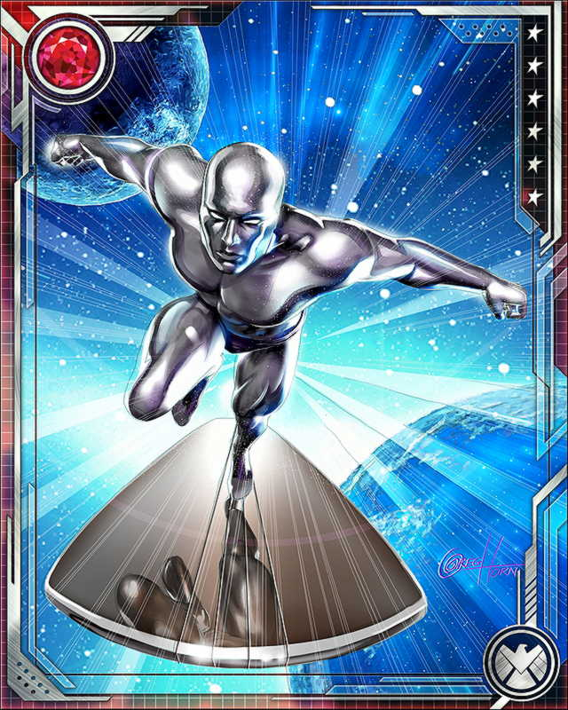 Marvel Silver Surfer