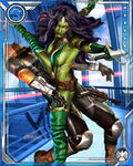 Thanoss Assassin Gamora